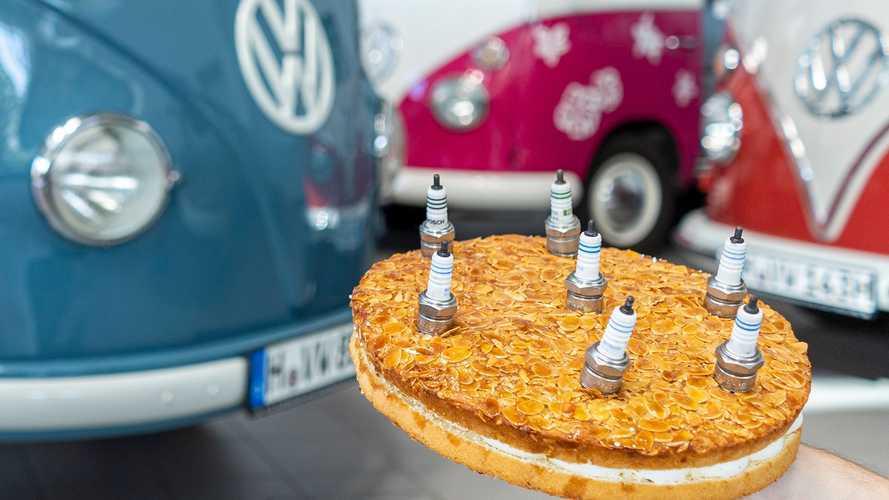 """Volkswagen, il T1 """"Sofie"""" compie 70 anni"""