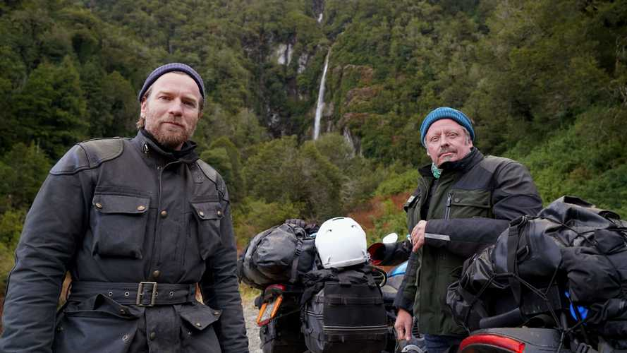 The Long Way Up: il viaggio di Ewan McGregor su Apple TV
