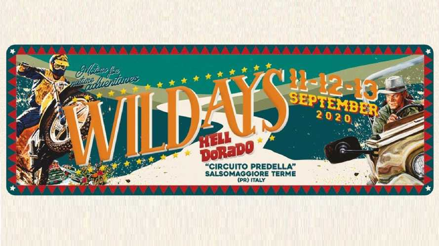 Wildays 2020, quarta edizione confermata dall'11 al 13 settembre