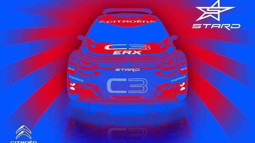Citroen стал вторым автопроизводителем, который выставит электрокар в ралли-кроссе