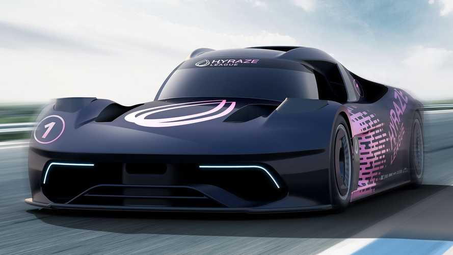 New hydrogen-powered race series HYRAZE to launch in 2023