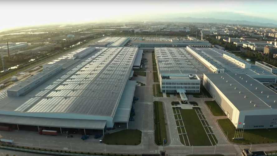 Ini Penampakan Pabrik Luqiao Tempat Geely dan Volvo Bersinergi