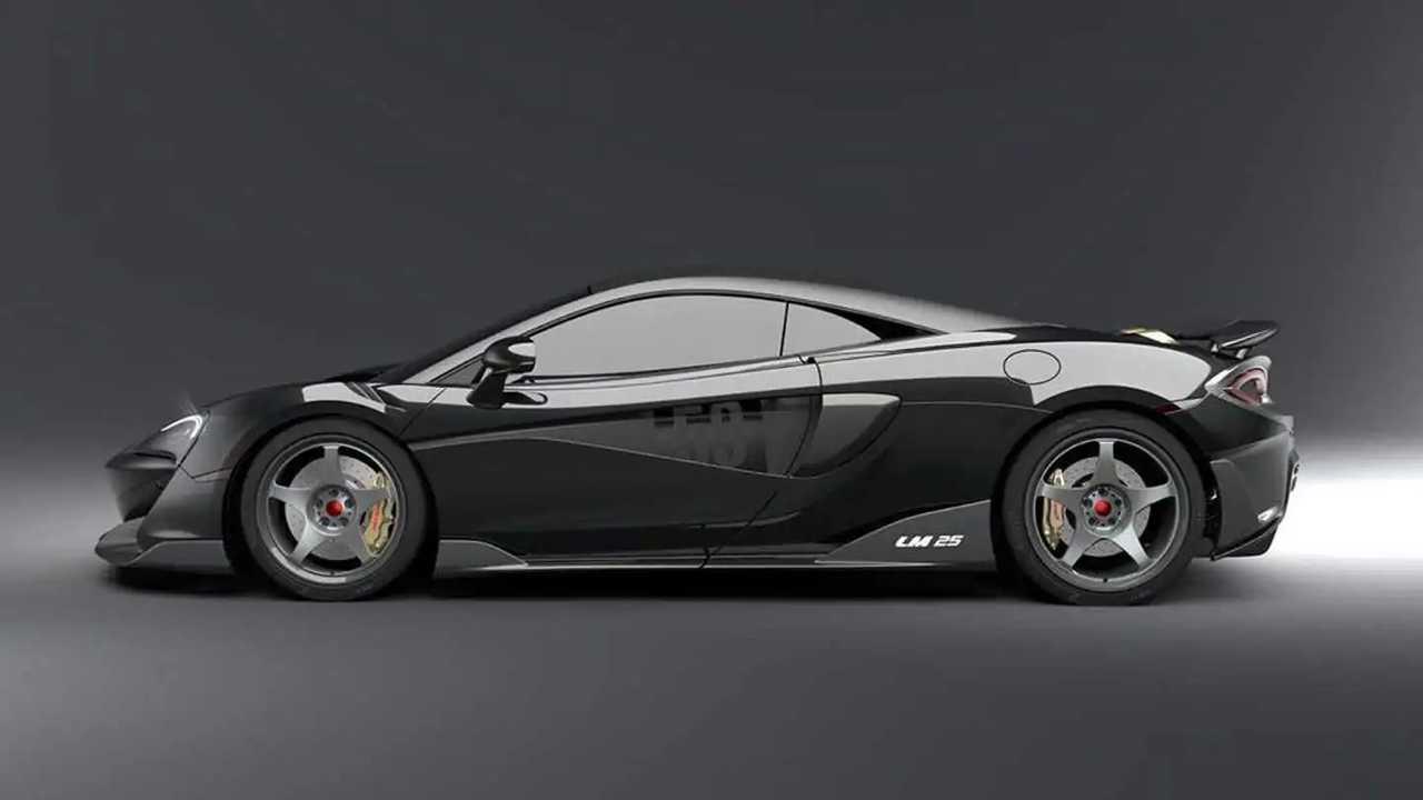 Lanzante LM 25 Edizione McLaren 600LT Coupé
