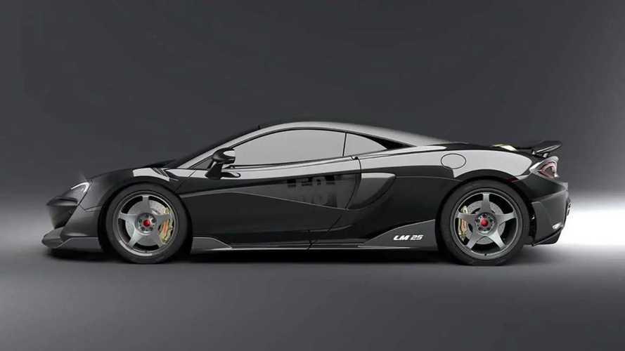 Hét McLaren modellt alakít F1 GTR-ré le mansi győzelme emlékére a Lanzante