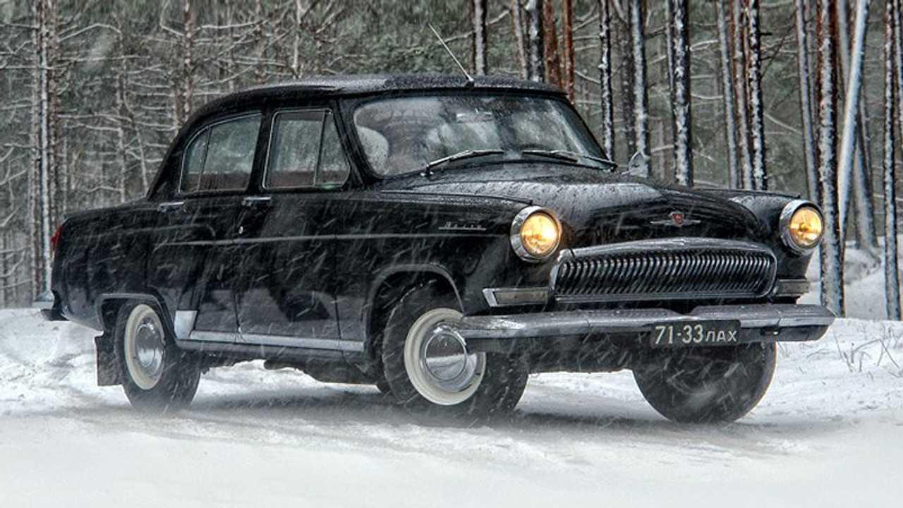 The Black Volga