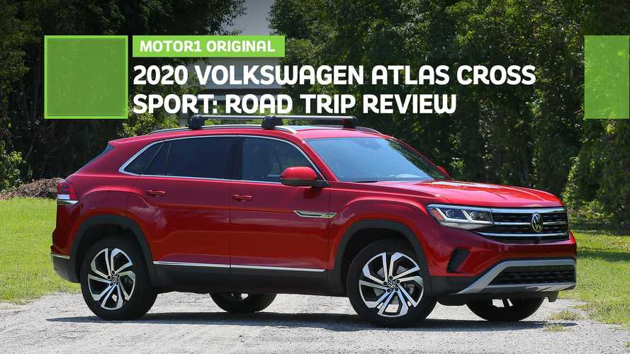 2020 Volkswagen Atlas Cross Sport: Road Trip Review