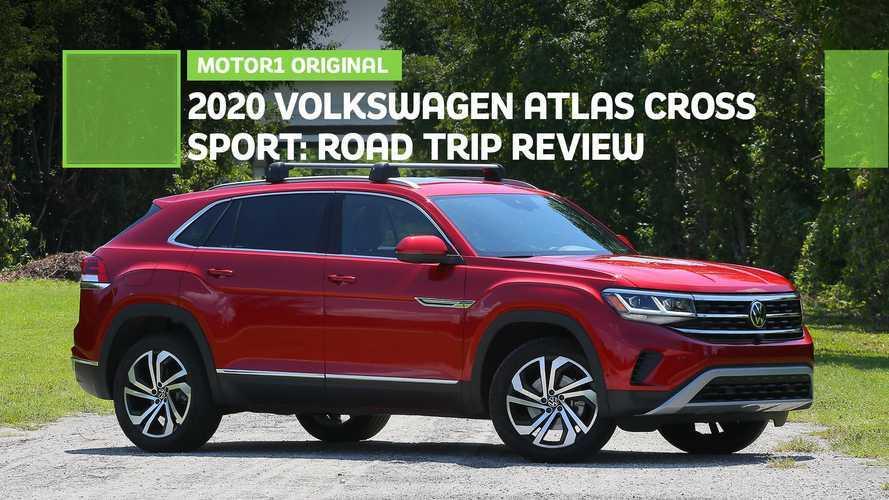2020 Volkswagen Atlas Cross Sport: Road Trip Review