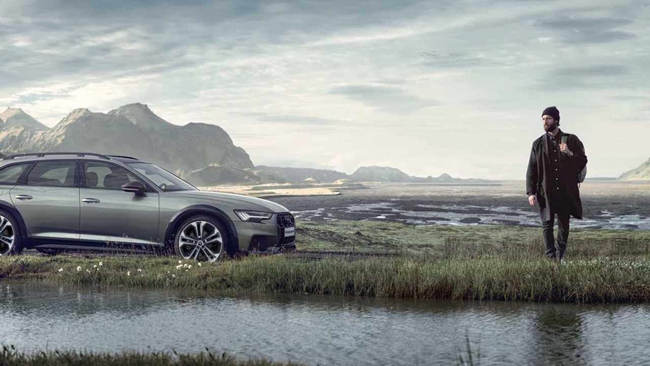 Audi A6 Allroad Quattro в России