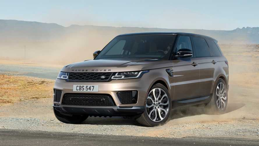 2021 Range Rover And Range Rover Sport Revealed With New Versions
