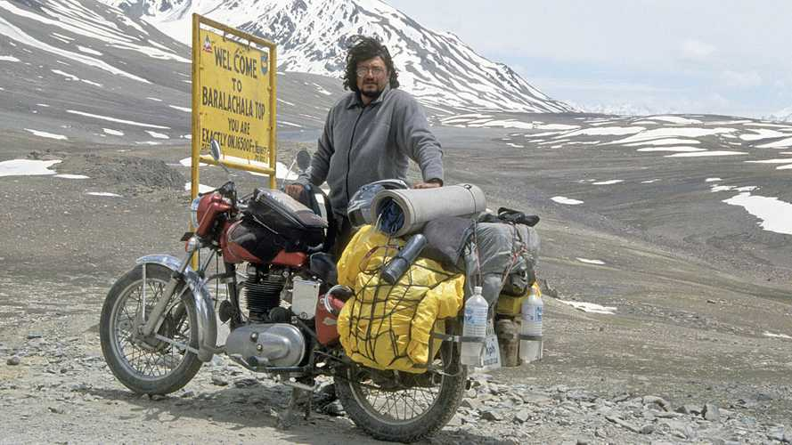 Adventure Riding Moto-Filmmaker Gaurav Jani Dies