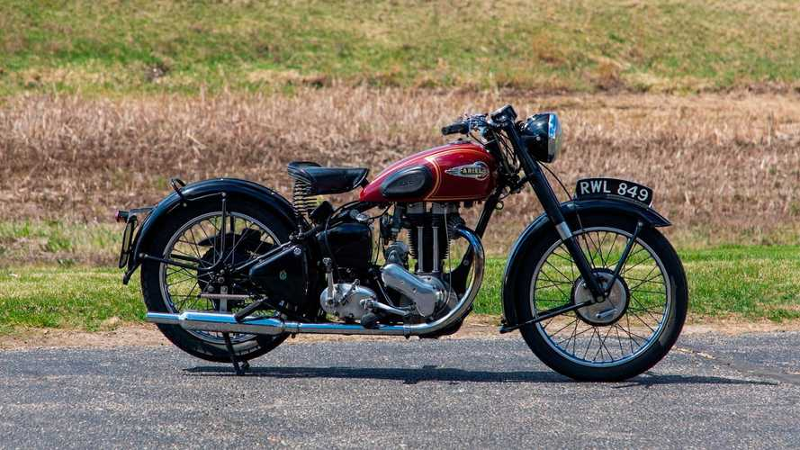 Mecum Auctioning 25-Bike Collection And There's Something For Everyone