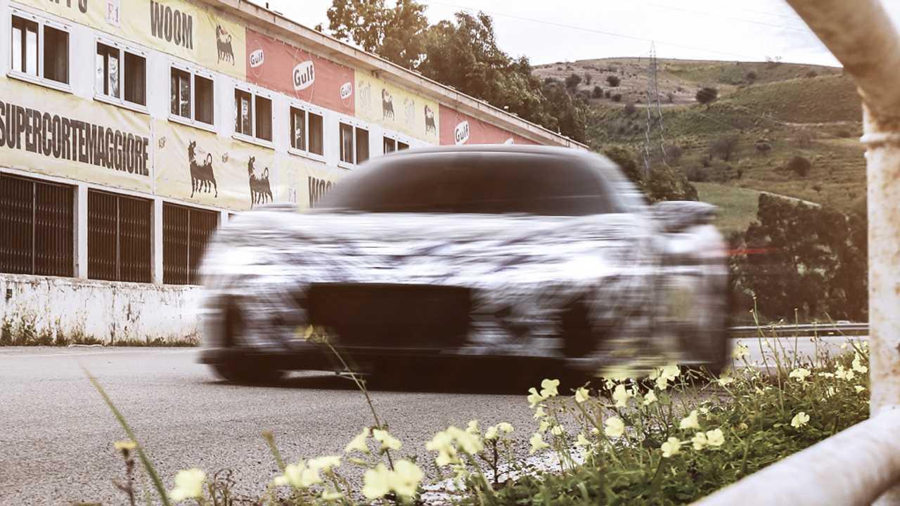 Maserati MC20 Targa Florio Teaser