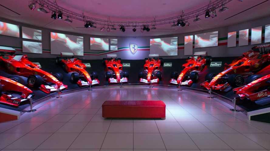 Ferrari, nel 2018 boom di visitatori nei Musei