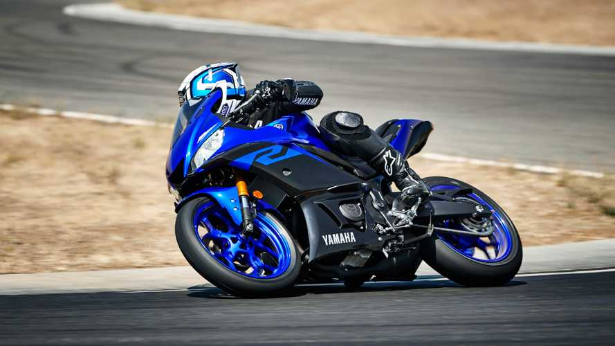 Yamaha Recalls R3 For Possibly Fragile Brake Lever