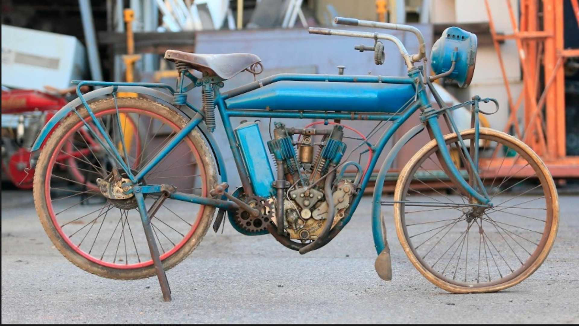 "[""1910 Indian 5hp Twin""]"