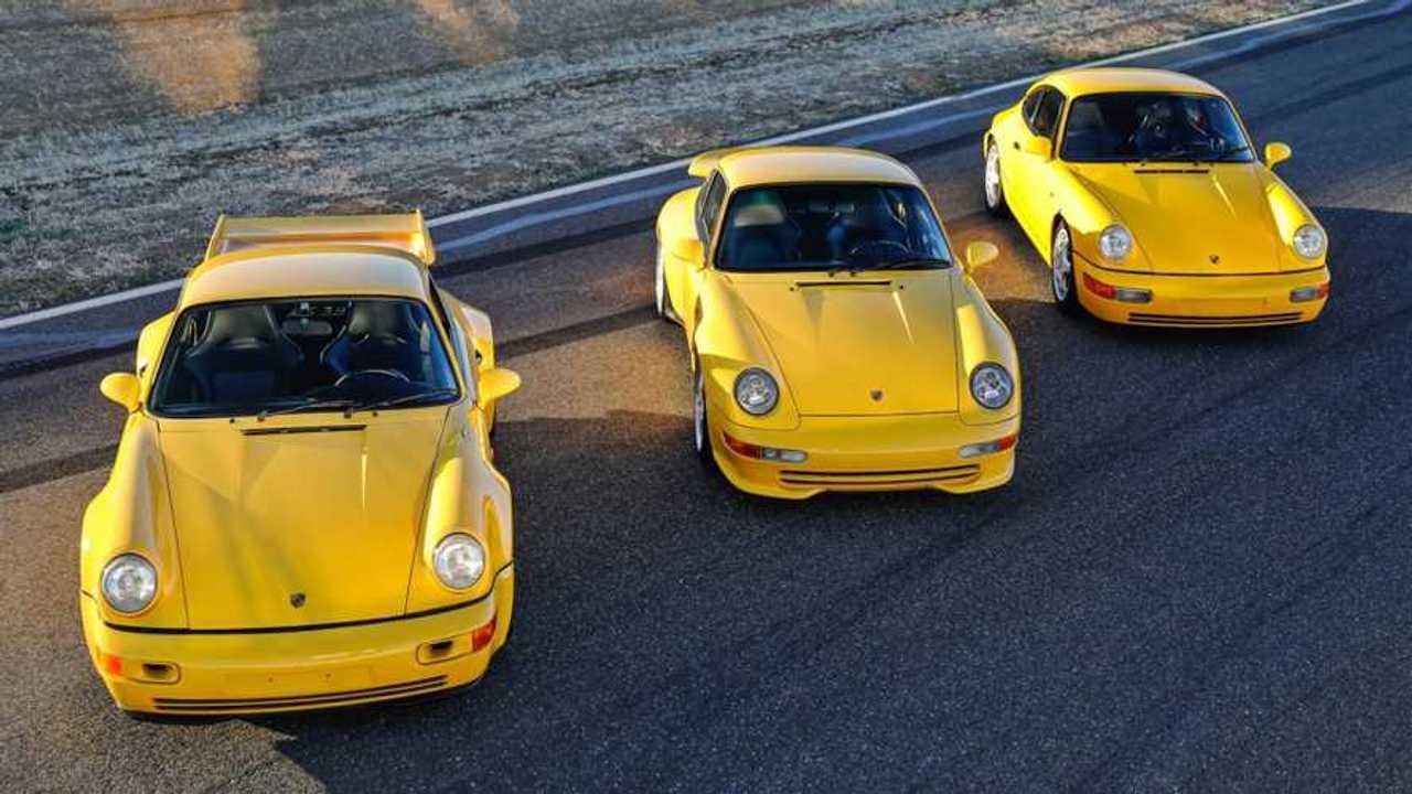 WhatsApp co-founder\'s Porsche collection