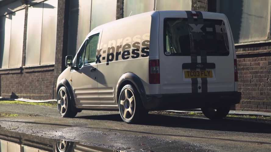 Ford Transit Connect RS And ST Vans