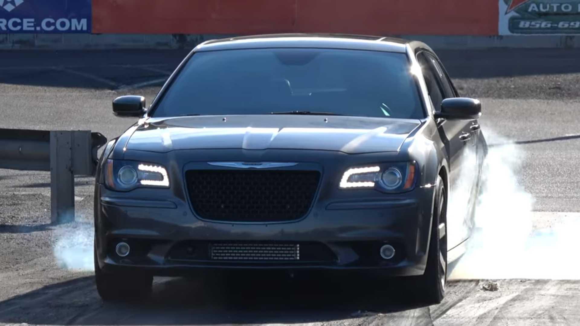 Someone Built A 300 Hellcat But It Wasn T Chrysler