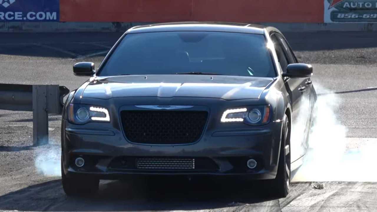 Chrysler 300 Hellcat >> Someone Built A 300 Hellcat But It Wasn T Chrysler