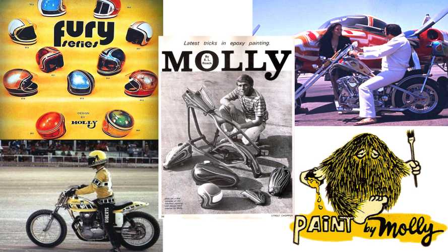 "Riders You Should Know: Rollin ""Molly"" Sanders"