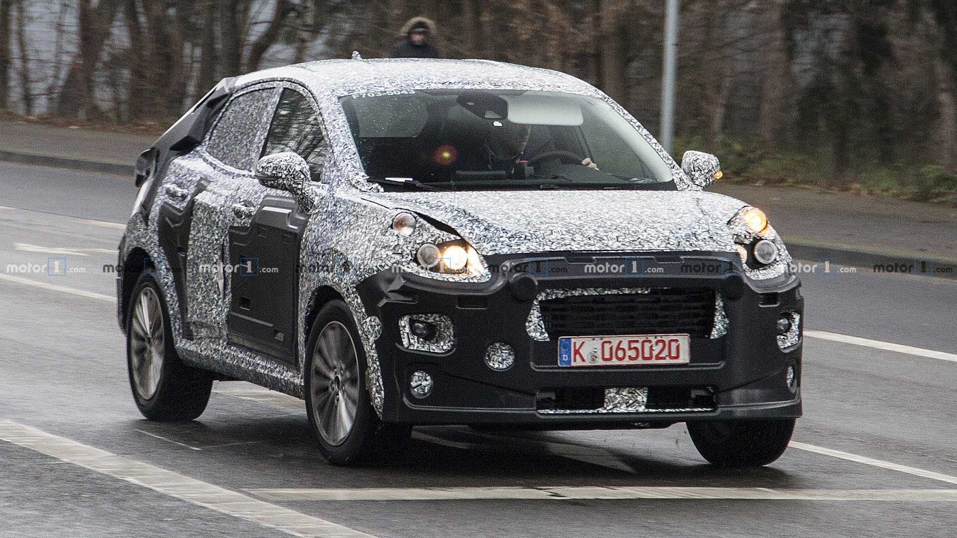 2020 Ford EcoSport Spy Photos And New Generation >> What Is Ford Testing With This Mysterious Crossover Prototype