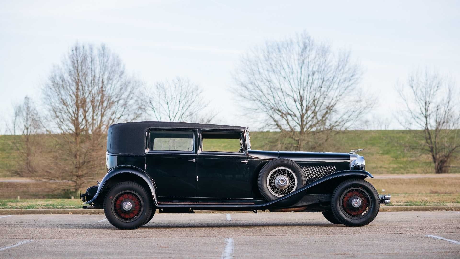 "[""Tupelo Automotive Museum Collection Auction, Bonhams, April 2019""]"