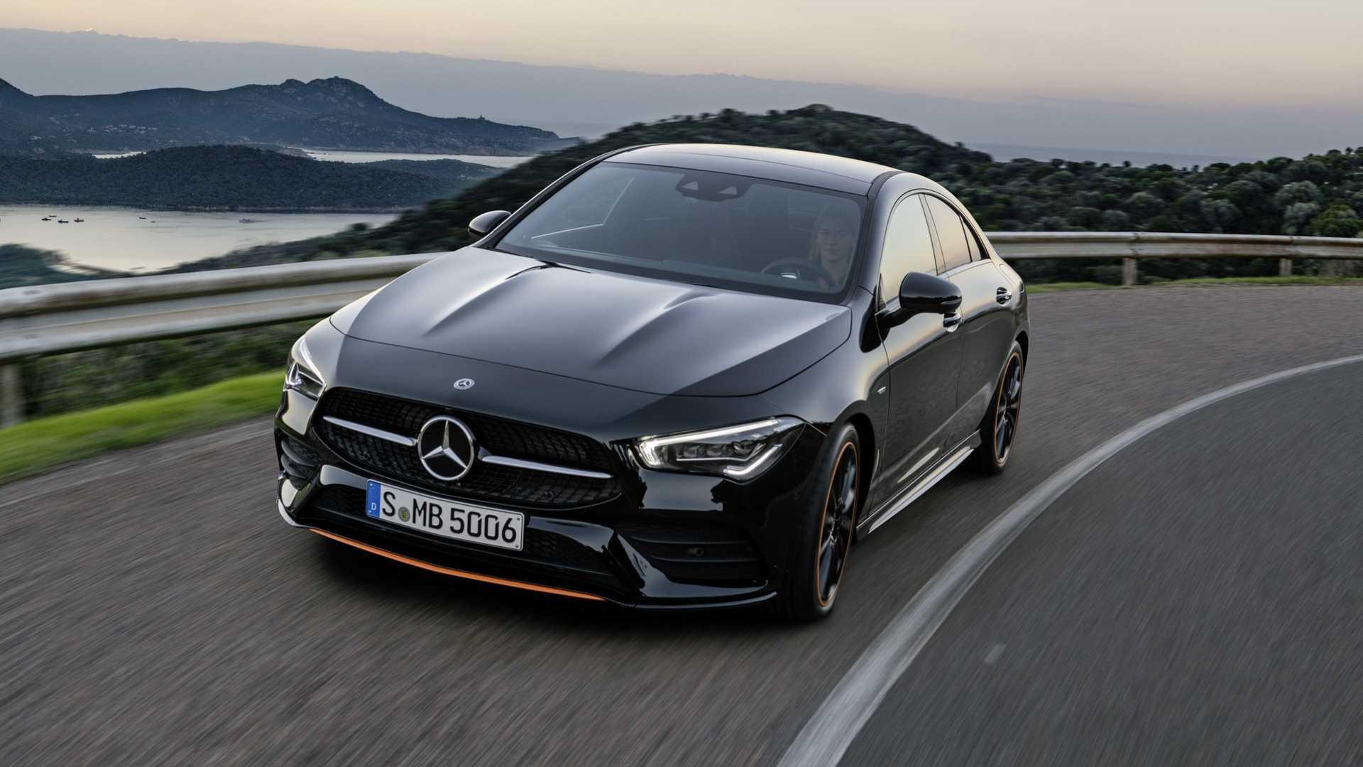 Notícias e Avaliações da Mercedes-Benz CLA | Motor1.com