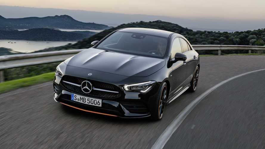 2020 Mercedes CLA-Class svelte shape revealed at CES