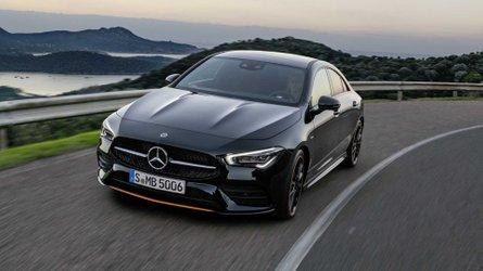 2019 Mercedes-Benz CLA nihayet tanıtıldı
