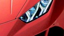 Lamborghini Huracan 2020 - Teaser