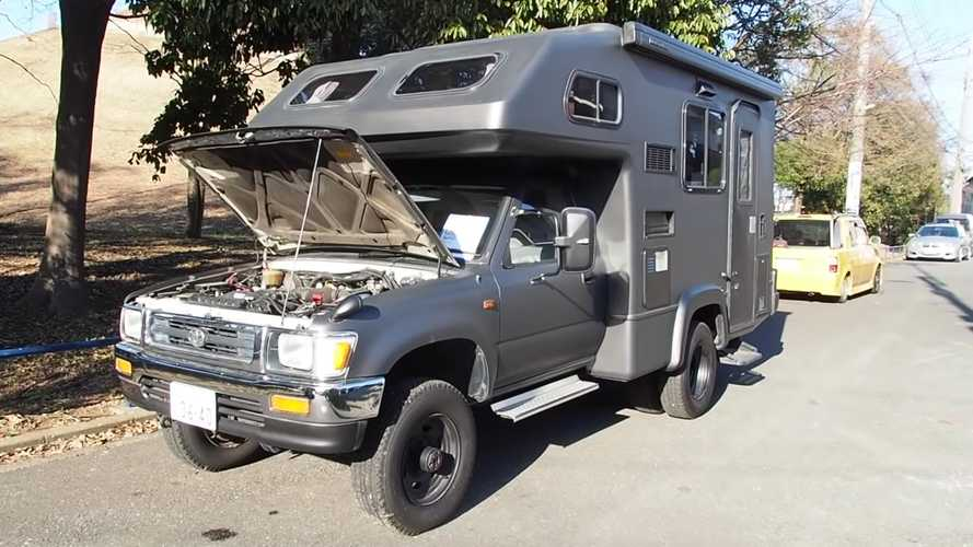 Toyota Hilux 4x4 Camper Coming To U.S. For Your Adventures