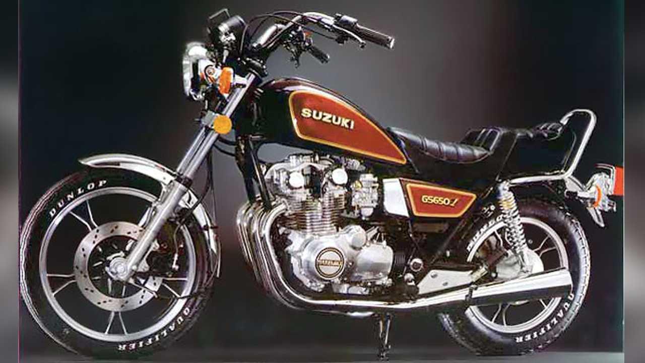 Justin Hughes, Contributor - 1982 Suzuki GS650L