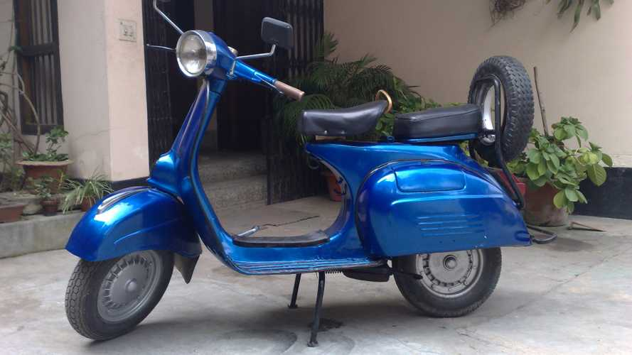 Vespas Are Getting More Popular In Pakistan