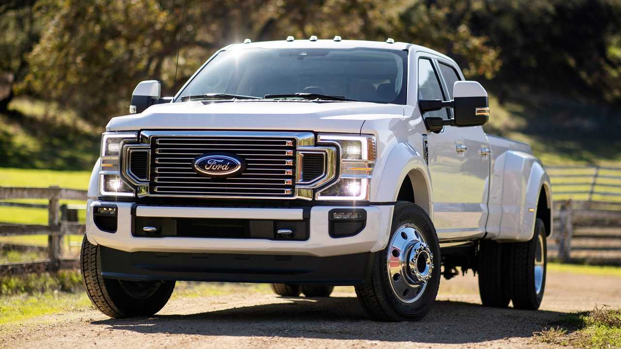 2020 Ford Super Duty lead image