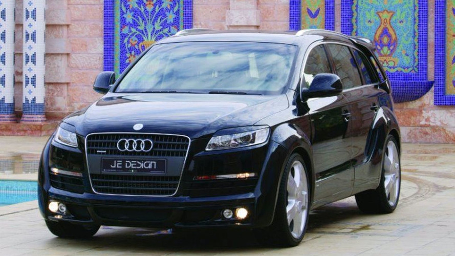 New JE Design Audi Q7 Widebody - Now with 4.2-litre FSI Engine