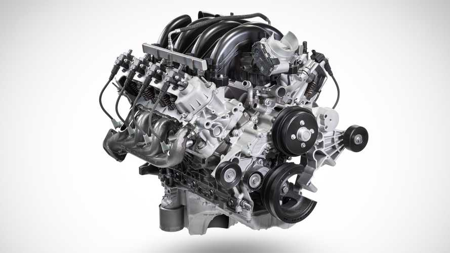 Ford Says Its New 7.3-Liter V8 Can Fit In The F-150, Mustang