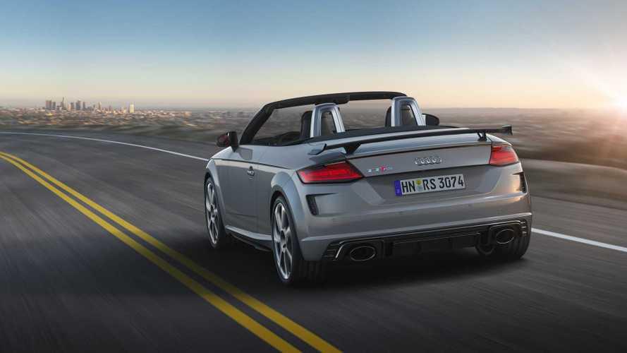 L'Audi TT n'aura pas le droit à une nouvelle génération