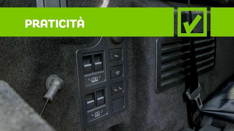Land Rover Discovery HSE Luxury, pro e contro
