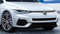 2020 Volkswagen Golf rendering