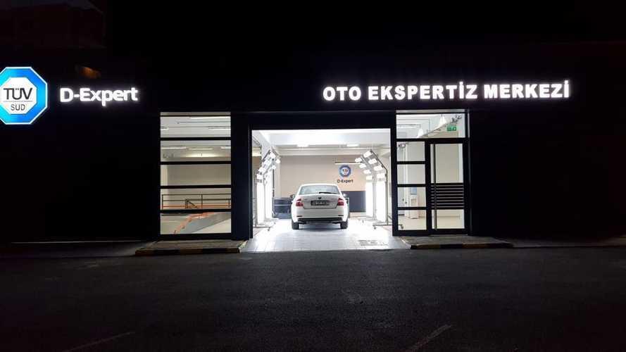 TÜV D-Expert Oto Expertiz Merkezi
