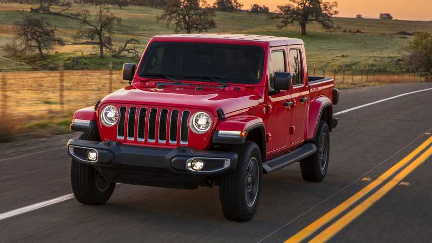 2020 Jeep Gladiator Getting $9,000 Discount In Some Areas