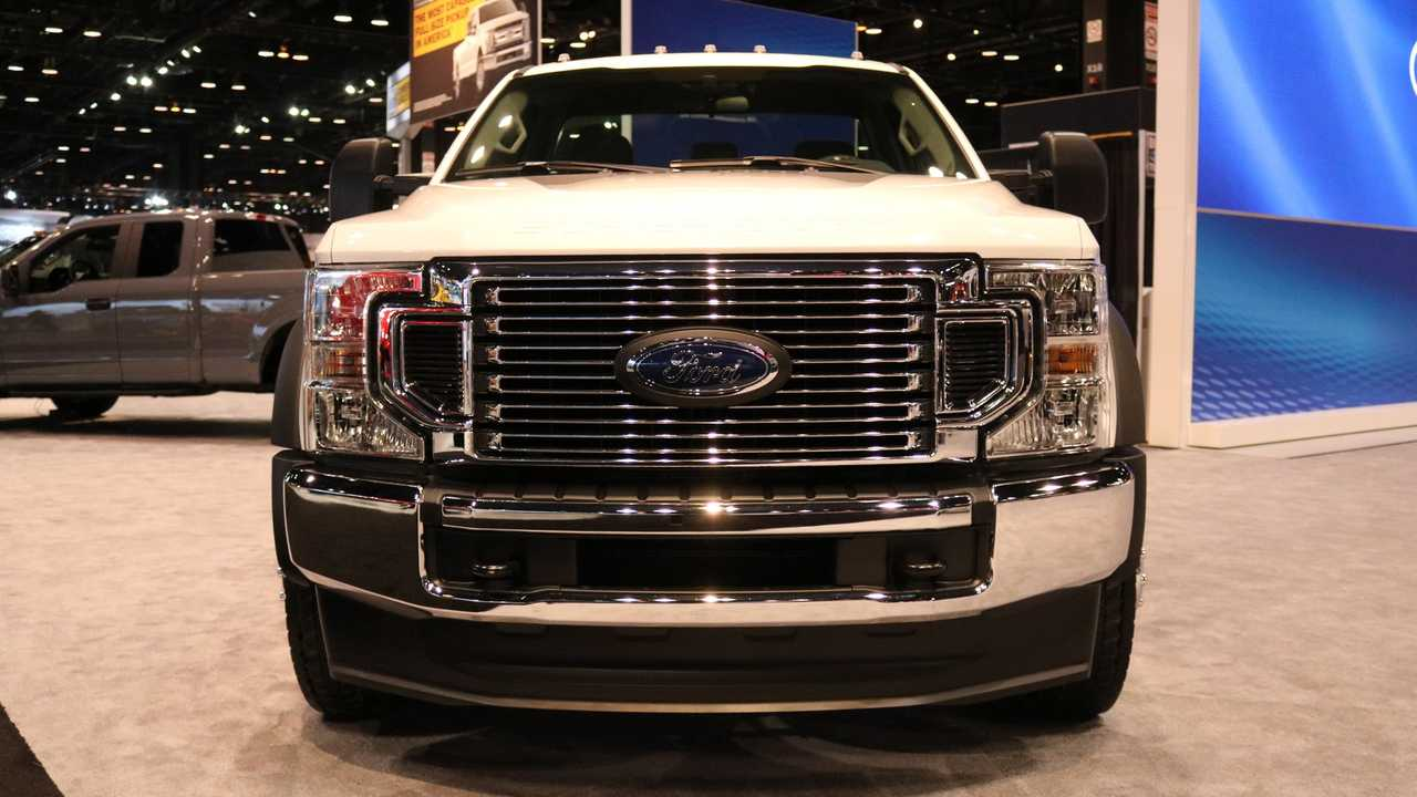 Ford Says Its New 7 3-Liter V8 Can Fit In The F-150, Mustang
