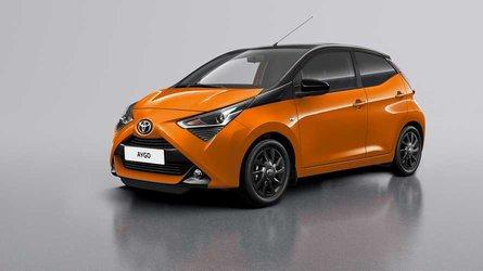 Toyota AYGO x-cite y x-style 2019, series especiales para Ginebra