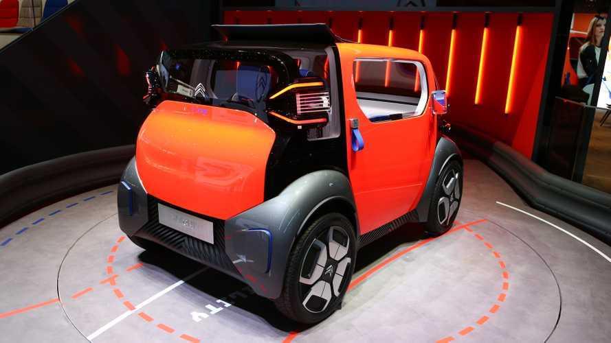 Citroën en el salón de Ginebra 2019