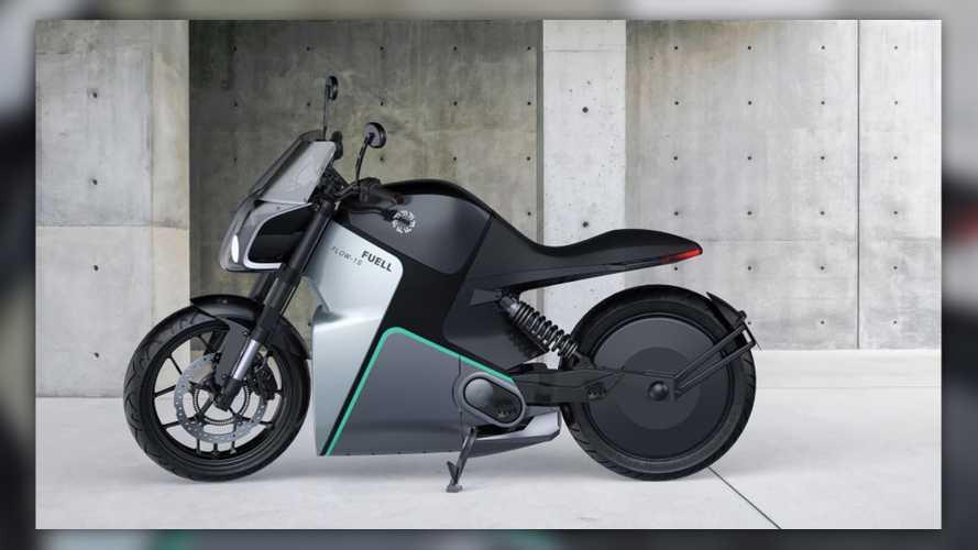 Стартовал прием заказов на электромотоцикл Fuell Flow