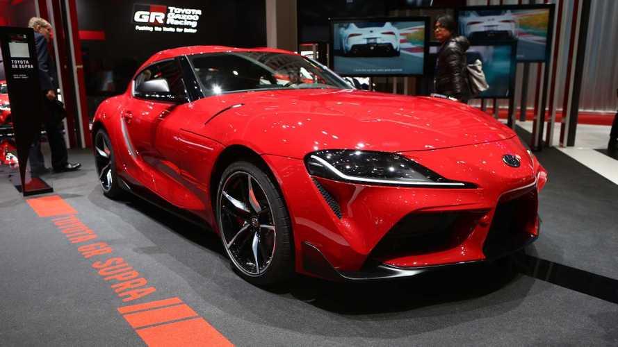 La Toyota Supra est à Genève, mais toutes sont vendues pour 2019