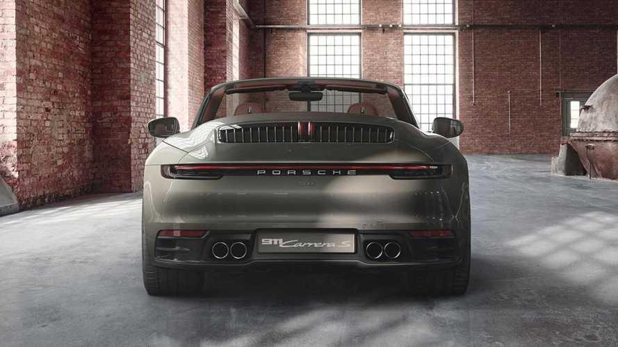 Porsche 911 Cabriolet de Porsche Exclusive Manufaktur