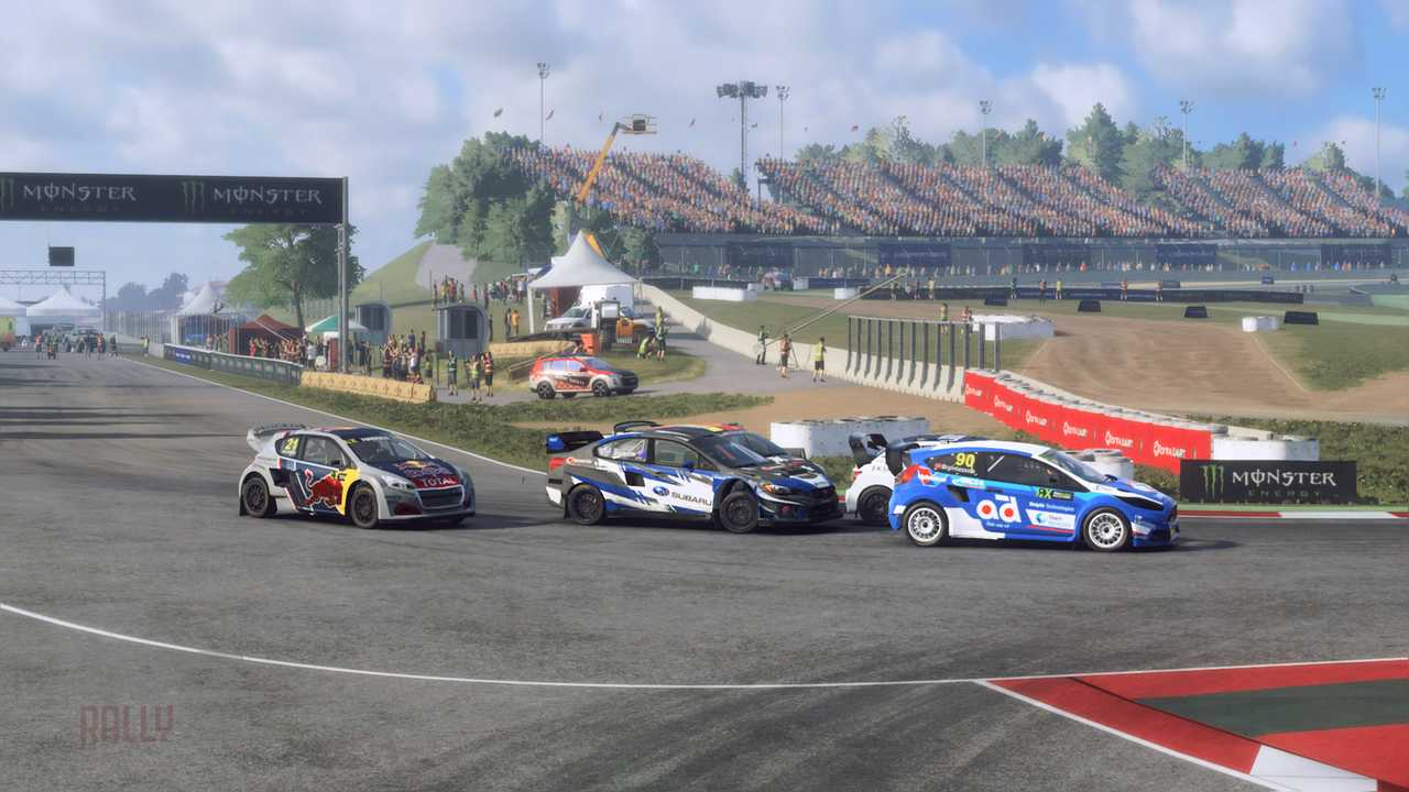 Dirt Rally 2 Screenshot