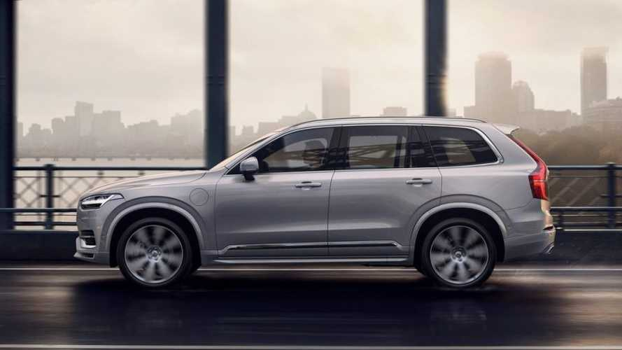 Volvo Increases Electric Range Of T8 Twin Engine Plug-In Hybrid
