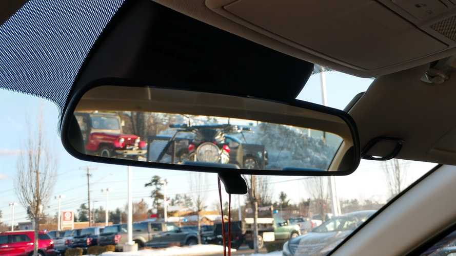 Rear View Headlight